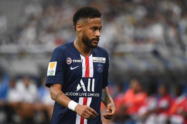PSG: Neymar a-t-il respecté les consignes? Son Classique en dépend