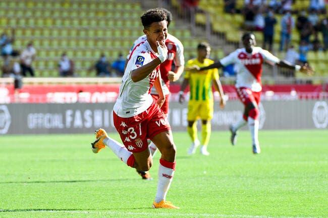 L1 : Les pépites font décoller Monaco face à Nantes