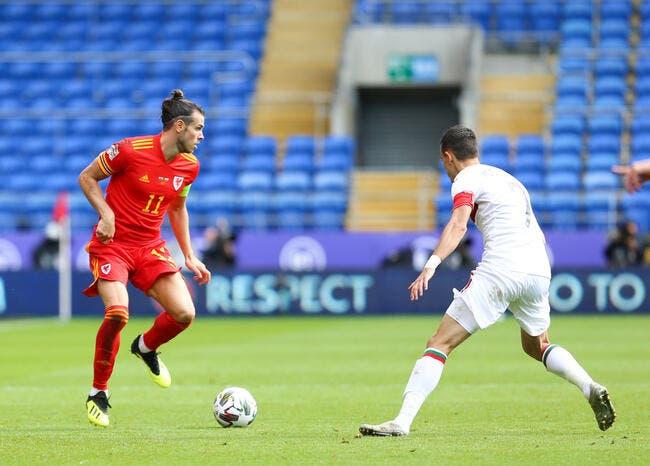 Mercato : Bale dispo pour 20 ME, le cadeau de l'été