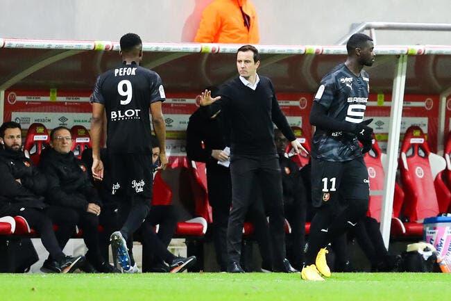 Officiel : Rennes lâche Siebatcheu avec une petite option