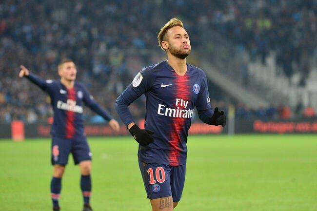 PSG : Neymar à 50 %, ça vaut bien Benedetto