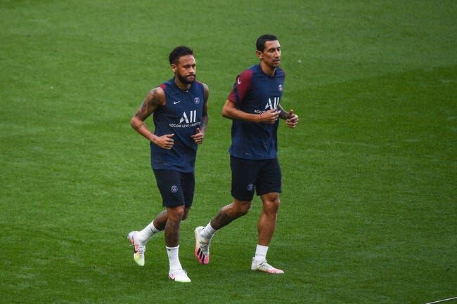 PSG : Neymar et Di Maria face à l'OM, Pierre Ménès prévient tout le monde