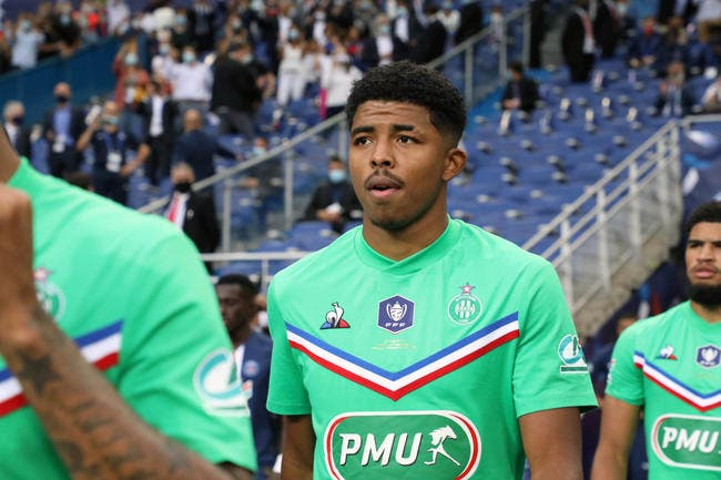 ASSE : 30 ME pour Fofana, Saint-Étienne répond en costaud