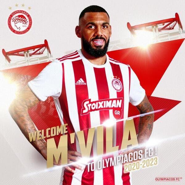 Officiel : Yann M'Vila quitte l'ASSE pour l'Olympiakos