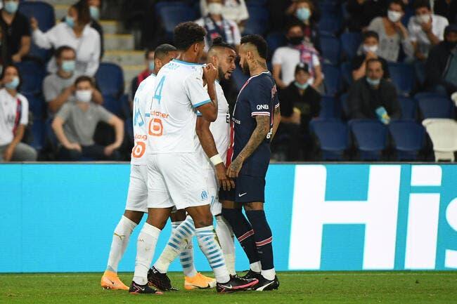 OM : La Provence en a marre du cinéma de Neymar