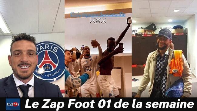 WTF : Le feu après PSG-OM, les bizutages musclés en Ligue 1, Nagamoto est fou