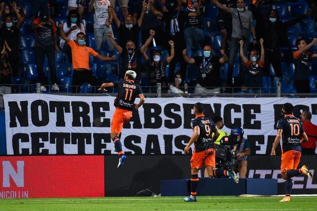 L1 : VAR, penaltys, rouges, Lyon tombe à Montpellier !