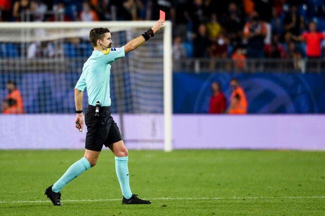 OL : Juninho remplace Garcia et allume l'arbitre