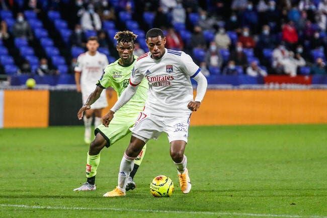 OL : Lyon met une claque à 35 ME à Florian Maurice