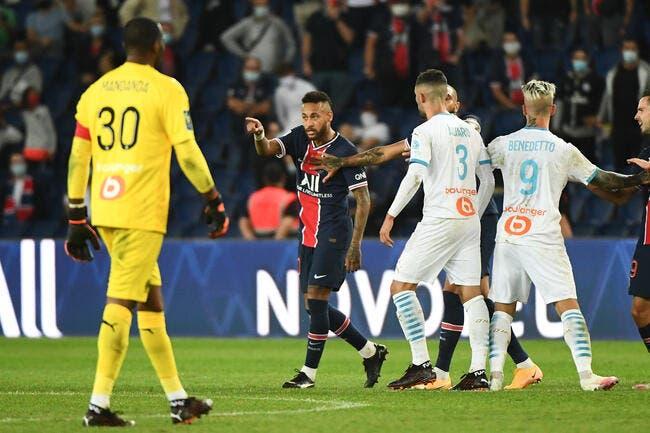 PSG-OM : Clash Neymar-Alvaro, BeIN Sports a tout filmé !