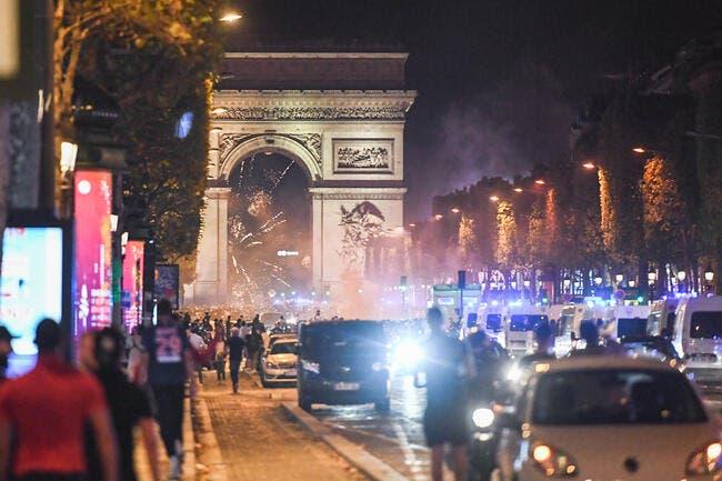 PSG-OM : Un fan de l'OM tabassé sur les Champs Elysées