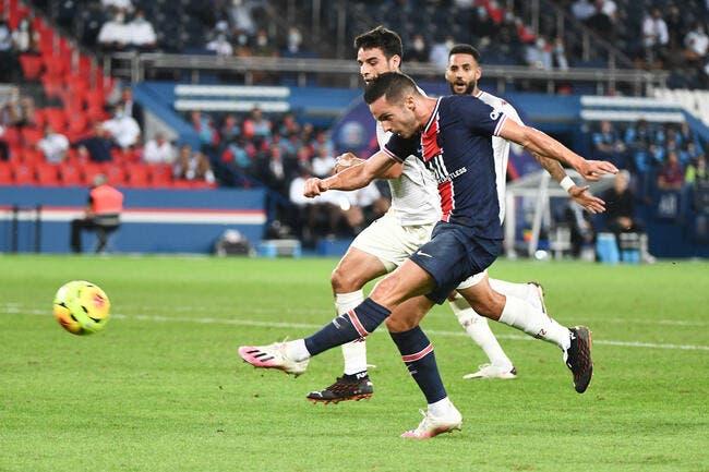 L1 : Le PSG bat Metz à 9 contre 11