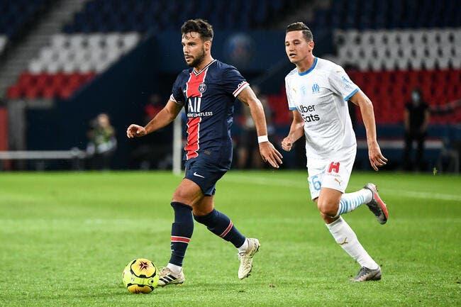 PSG-OM : Des coups et une victoire de Marseille, Di Méco est ravi