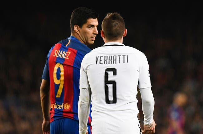 PSG : Luis Suarez offert au Paris SG, comment refuser ?