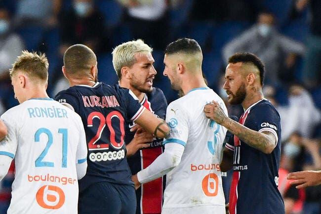 PSG-OM : Zéro preuve, le clash Neymar-Alvaro enterré ?