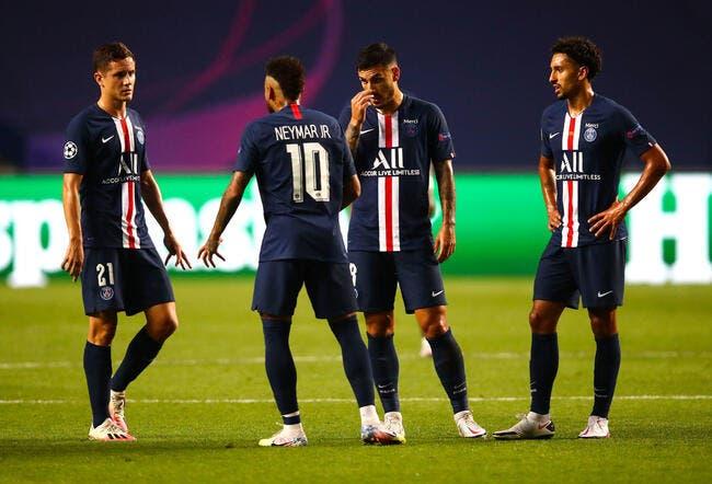 PSG: Paredes trahi au mercato, Neymar ne va pas aimer