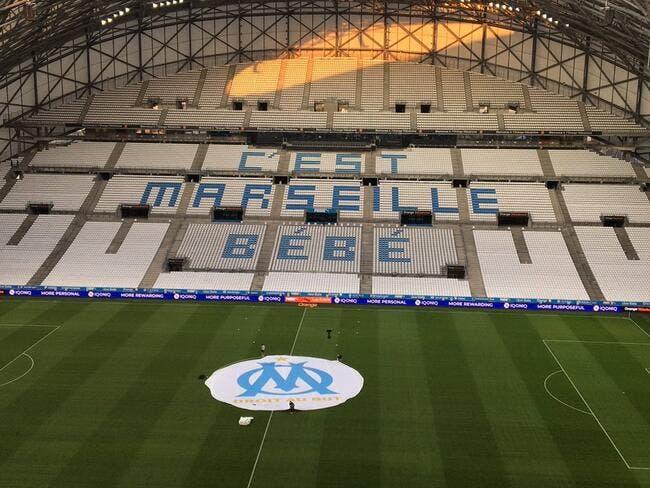 OM : « C'est Marseille bébé », le PSG chambré au Vélodrome !
