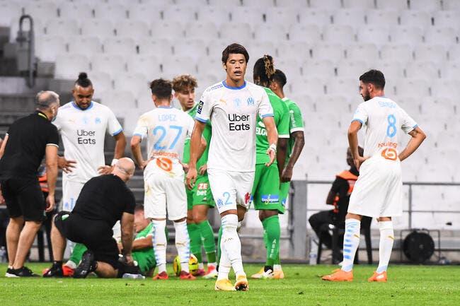 OM : Marseille n'est plus efficace, Thauvin envoie un message
