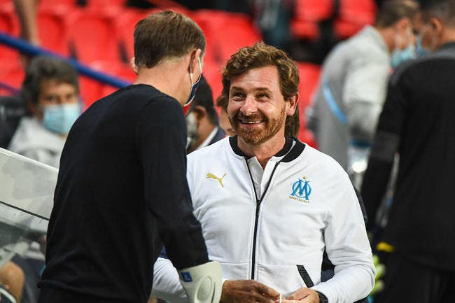OM : Villas-Boas supplié de prolonger à Marseille