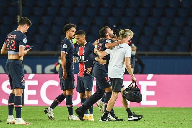 PSG : Bernat blessé, c'est très sérieux