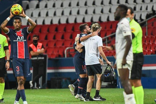 PSG : Bernat out pour six mois, la tuile