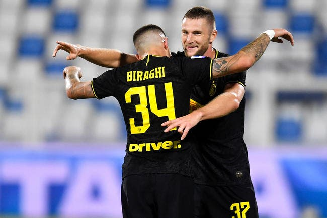 PSG : Un coup double improbable pour Paris à l'Inter ?