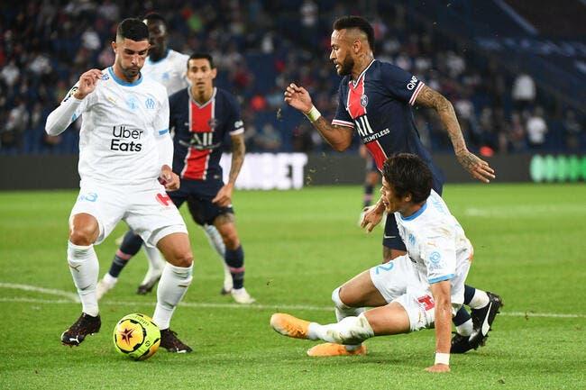 PSG-OM : Neymar a détaillé l'insulte d'Alvaro à la LFP