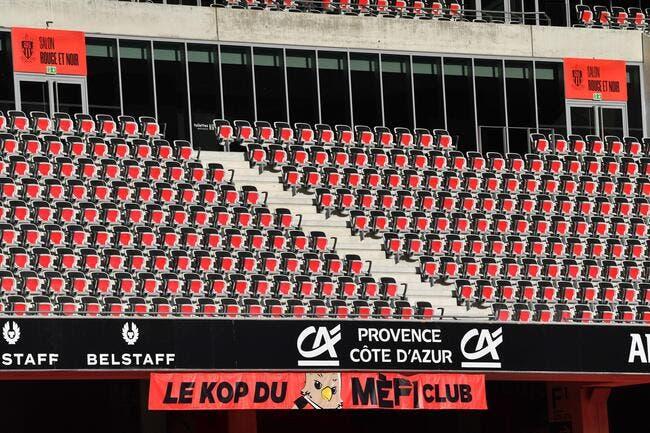 L1 : Nice-PSG sous huis-clos total