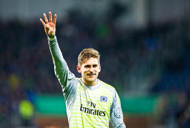 L'OL recrute le gardien allemand Julian Pollersbeck — Officiel