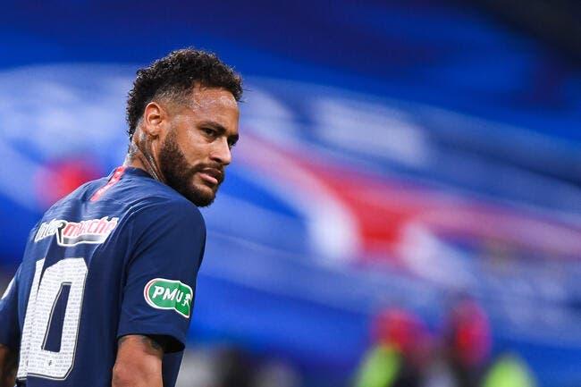 PSG: Neymar prend Leonardo en otage en plein mercato