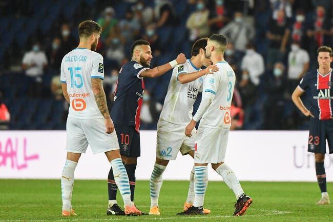 Neymar, Di Maria, Amavi… plusieurs joueurs sanctionnés — PSG-OM