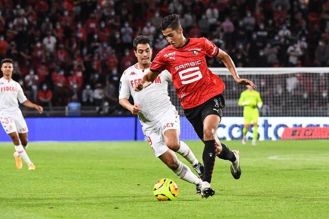 L1 : Rennes renverse brutalement Monaco !