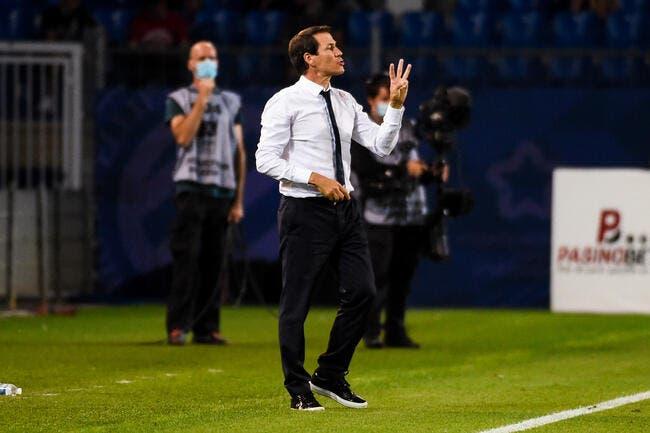 OL : « Rudi Garcia démission », c'est le feu à Lyon