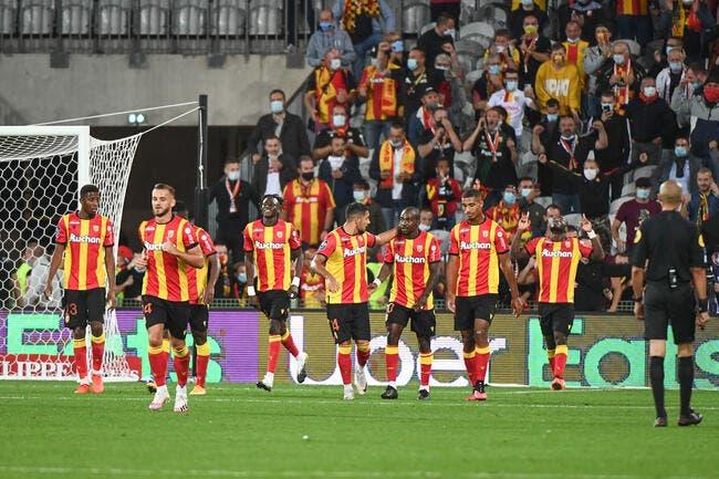 Ligue 1 - 4e journée : Revivez la victoire de Lens face à Bordeaux