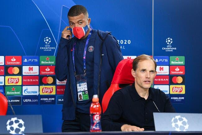 PSG : Tuchel sent ce danger XXL avec Kylian Mbappé