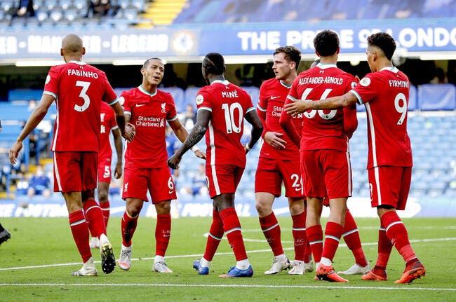PL : Sadio Mané fait la misère à Chelsea