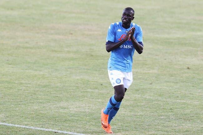PSG : 80ME pour Koulibaly, Leonardo dit non à Naples !