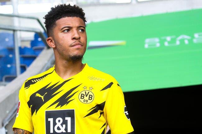 PSG : Paris prépare l'avenir, Sancho pour remplacer Neymar ?