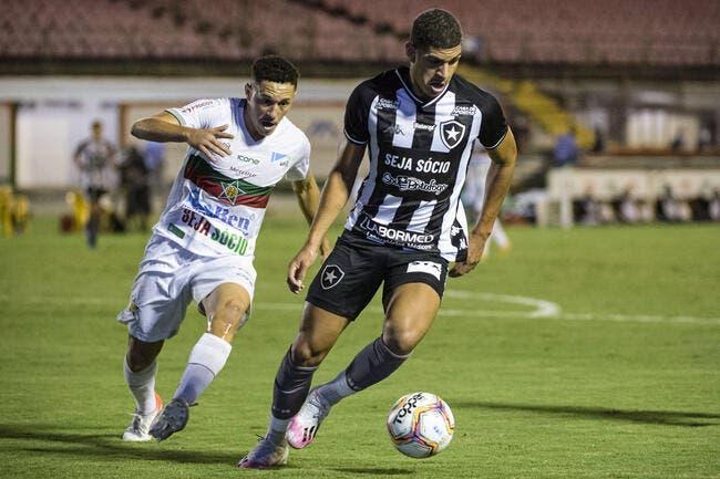 OM : Rien de signé pour Luis Henrique, départ retardé pour Marseille