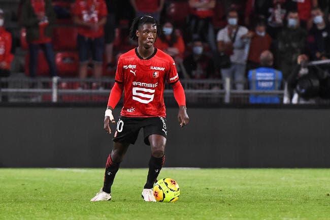Rennes : Camavinga titulaire au PSG, il tombe sous le charme