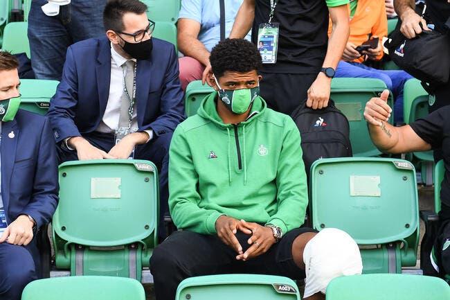 Leicester augmente son offre pour Wesley Fofana — ASSE