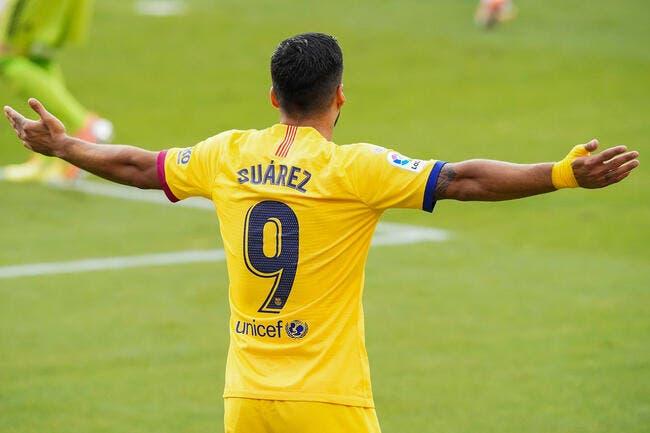 Mercato : Luis Suarez accusé de fraude, scandale en Italie !