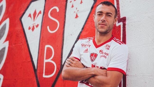 Officiel : Romain Philippoteaux signe deux ans à Brest