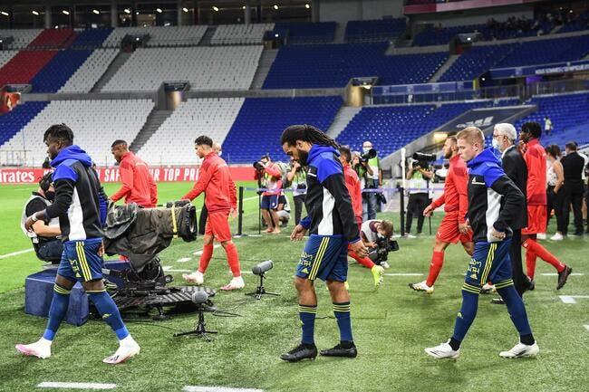 OL : Un stade vide contre l'OM, Lyon crie au scandale