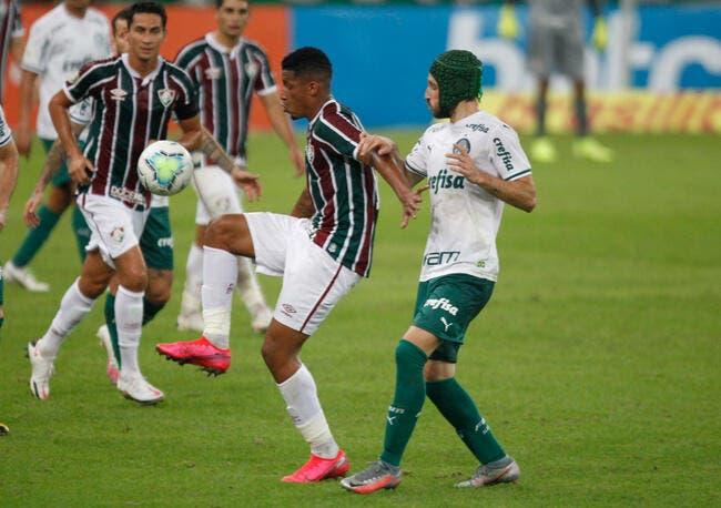 OM : Le coup double de folie, deux Brésiliens en attaque !