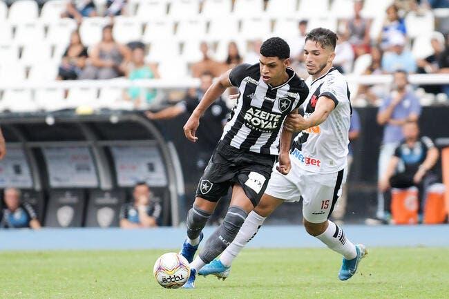 OM : Luis Henrique, c'est le Neymar 2.0 à Marseille