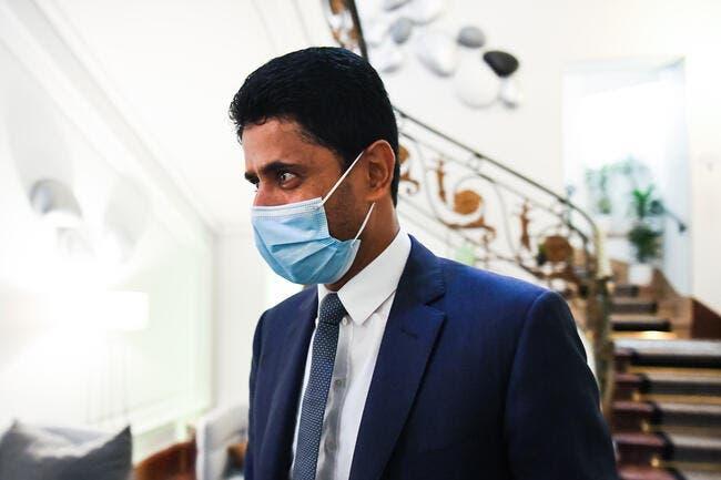 PSG : 28 mois de prison requis contre Nasser Al-Khelaïfi