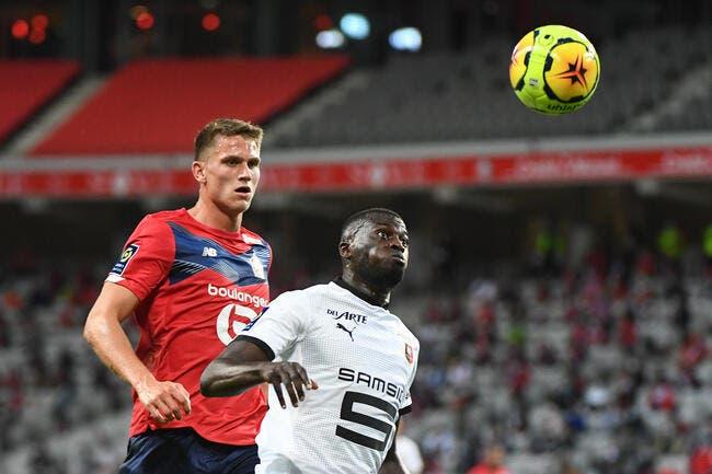 Rennes : L'OM le recale, Niang a un nouveau club de cœur