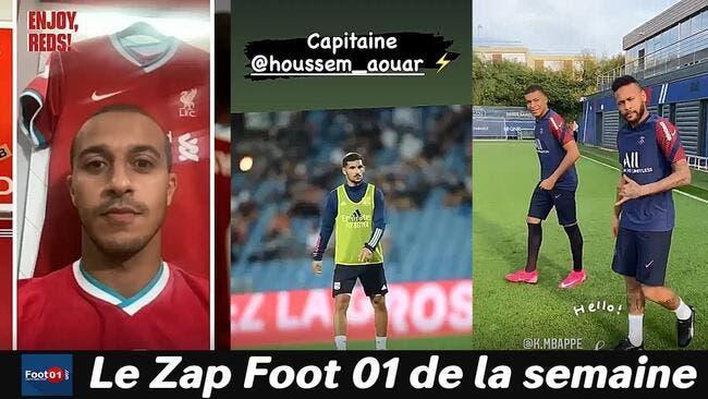 WTF : Neymar et Mbappé toujours collés, Ocampos accusé d'être pour Bordeaux