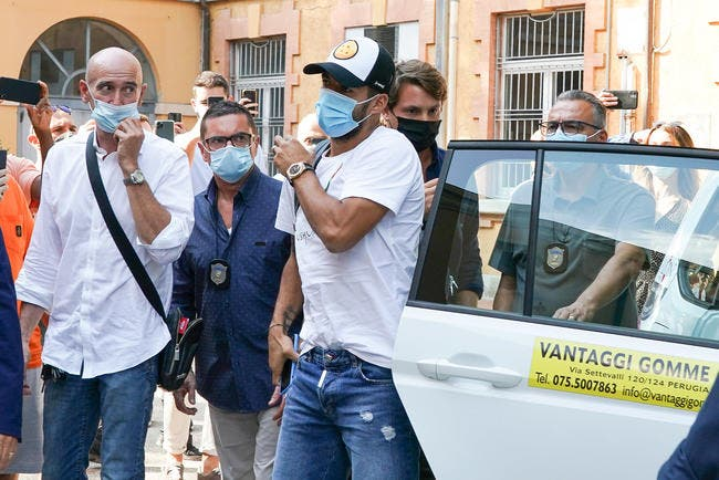 Ita : La Juventus rattrapée par le scandale Luis Suarez ?